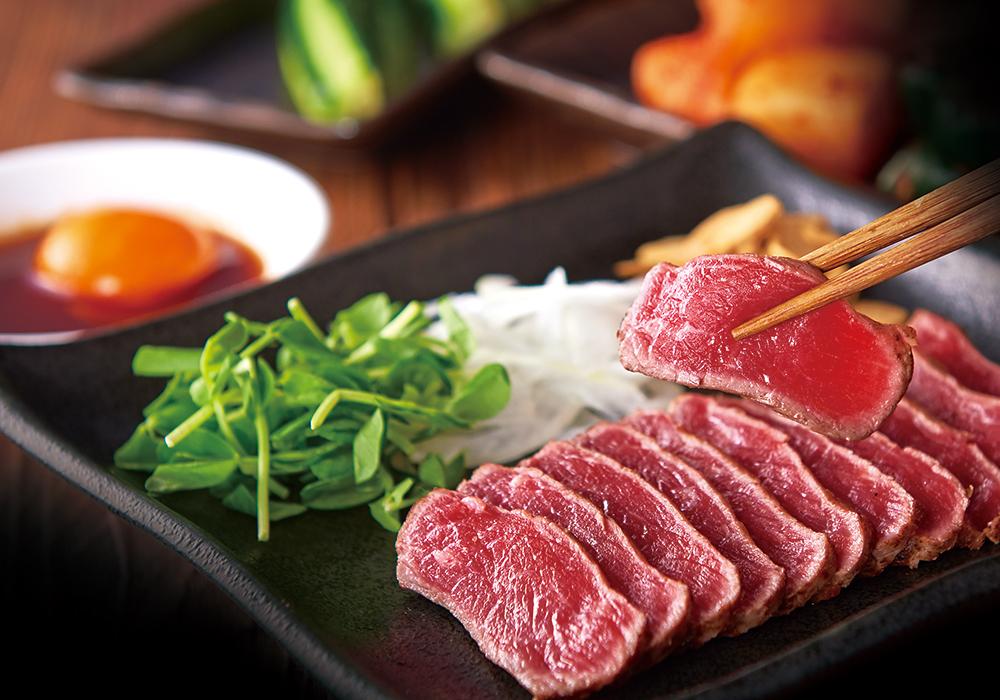 お肉に合う一品料理